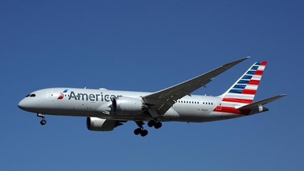 American Airlines Orders more 787's