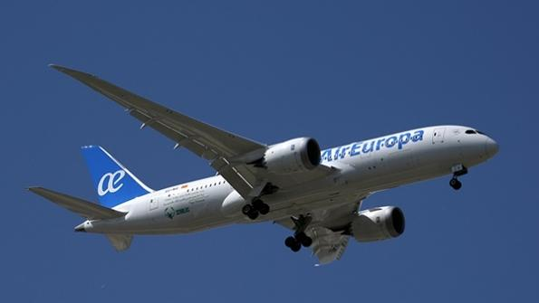 Air Europa will begin 787 service in 2020