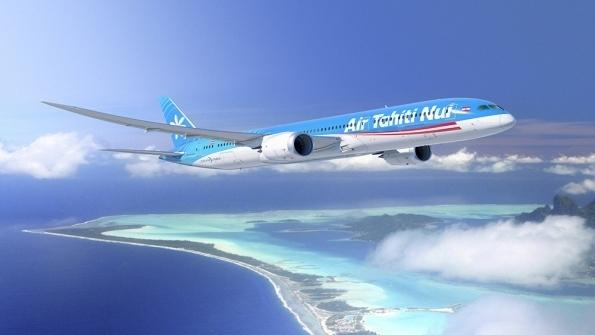 Air Tahiti NUI debuts 787 in November