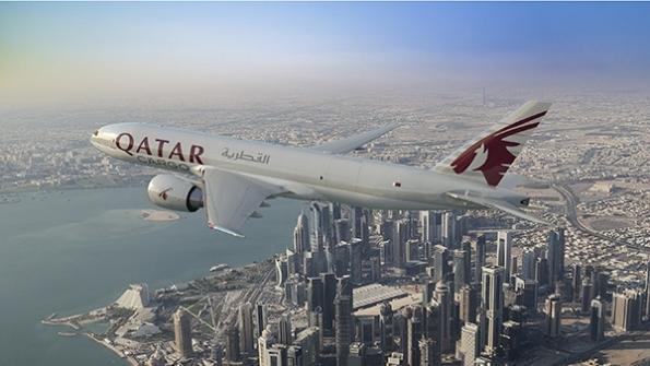 Qatar Airways Orders 777 Freighters
